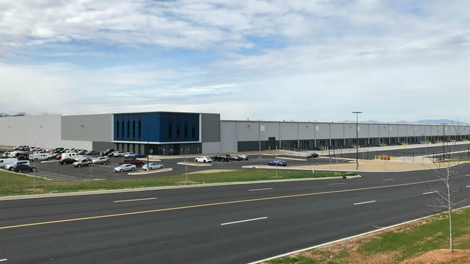 The Net Lease Group Arranges $98.4 Million Sale of 1.3 million SF Distribution Facility in Greenville, SC